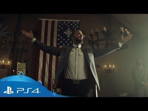Far Cry 5 | The Sermon - Live Action Trailer | PS4 - UCg_JwOXFtu3iEtbr4ttXm9g