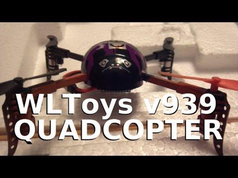 WLToys v939 Quadcopter from http://banggood.com - UC9LsVV4g_5e_ImaW3W8ay-g