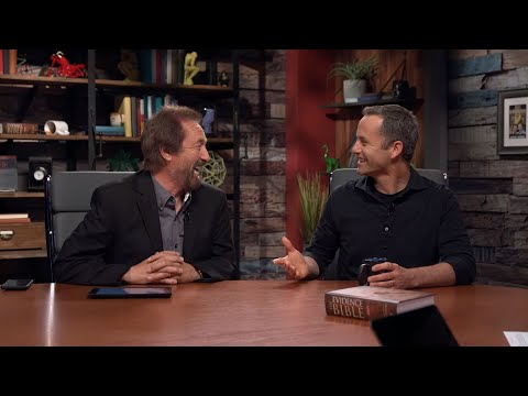 Ray Comfort and Kirk Cameron Reveal Their Past!  Way of the Master: Season 5, Ep. 1