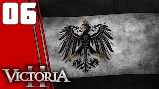 War With Austria || Ep.6 - Victoria 2 HFM Germany Gameplay