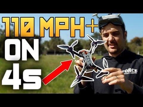 WORLD'S FASTEST BNF RACE DRONE 110MPH+!! Avant Devel - UC3ioIOr3tH6Yz8qzr418R-g
