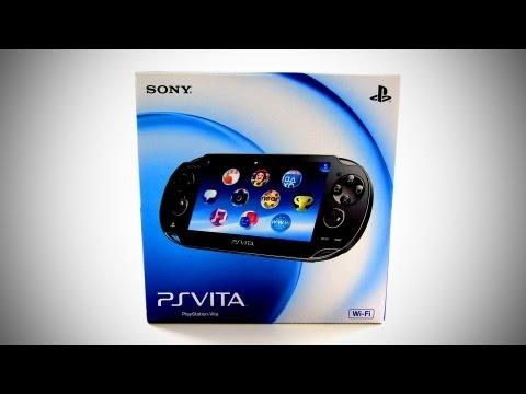 PlayStation Vita Unboxing (PS Vita) - UCsTcErHg8oDvUnTzoqsYeNw