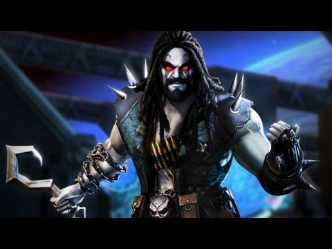 Injustice: Gods Among Us Battle Arena Finale: Part 2 - Lobo Revealed - UCmDM6zuSTROOnZnjlt2RJGQ