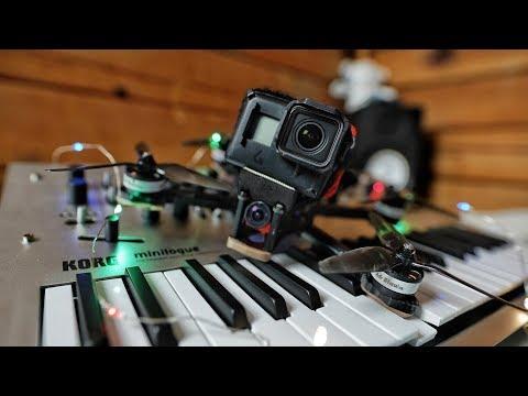 Racing Drone Virtual Tour - Cribs - Mr Steele Edition - UCQEqPV0AwJ6mQYLmSO0rcNA