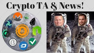 Bitcoin On The Moon! Cryptopia Liquidation; Your Coins Lost? Institutions in Crypto!? RPD Giveaway!
