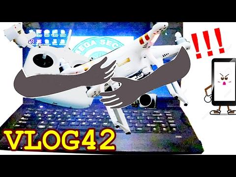CARA TRANSFER FILE FOTO VIDEO DJI PHANTOM KE PC LAPTOP via USB dan WiFi Tanpa Smartphone