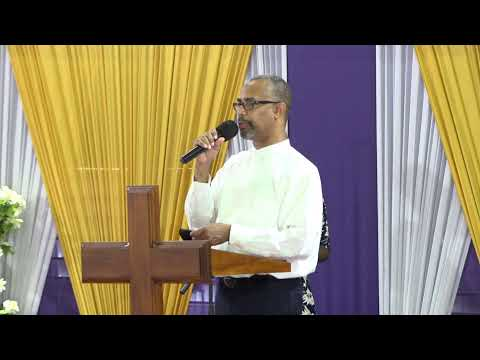Sunday Worship Service - October 18, 2020