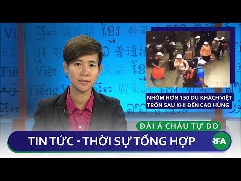 Tin nóng 24h 26/12/2018   Nhóm hơn 150 du khách Việt trốn sau khi đến Cao Hùng