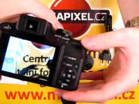 Videorecenze Panasonic Lumix DMC-FZ48