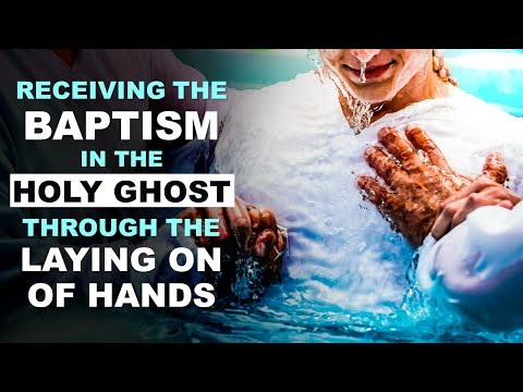 Receiving the BAPTISM in the HOLY GHOST - Morning Prayer