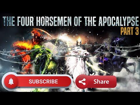 THE FOUR HORSEMEN OF THE APOCALYPSE part 2  Apostle jean-Pierre Bekker  Revival Christian Church