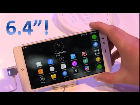 """ZTE Nubia X6 Hands On: The Monstrous 6.4"""" Screen Phablet - UCbR6jJpva9VIIAHTse4C3hw"""