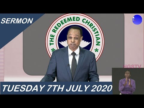 PASTOR J.F ODESOLA SERMON  REDISCOVERING THE LIVING WORD OF GOD