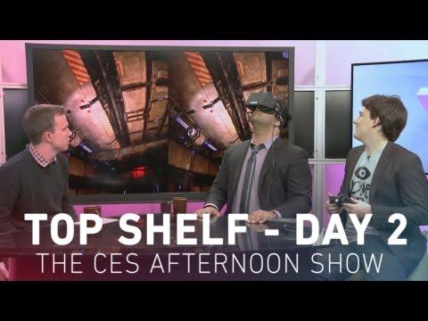 Top Shelf - Day 2 - Oculus Rift! - UCddiUEpeqJcYeBxX1IVBKvQ