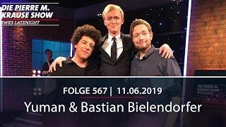 Pierre M. Krause Show | Folge 567 | Bastian Bielendorfer und Yuman
