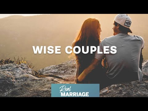 Wise Couples  The Real Marriage Podcast  Mark and Grace Driscoll