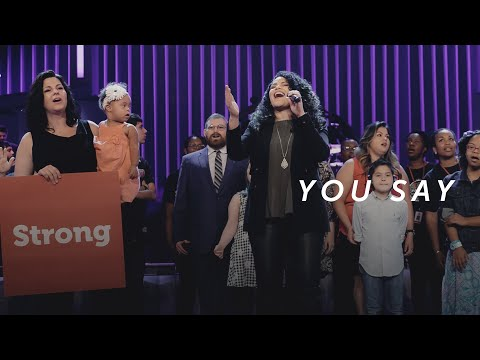 You Say  Champions Club Weekend  Lakewood Church 2019