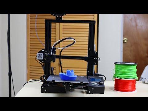 Creality3D Ender-3 Setup & First Print - UCIKKp8dpElMSnPnZyzmXlVQ