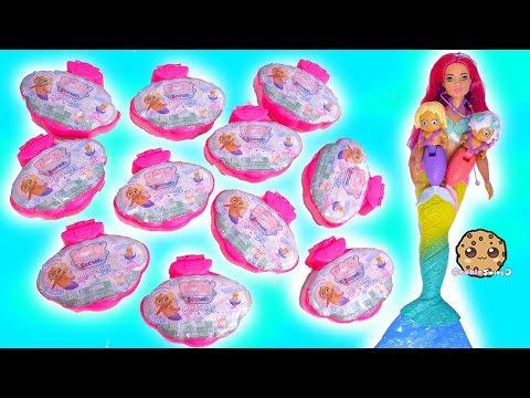 Baby Mermaids ! Color Changing Babies Swim In Water ! Surprise Blind Bags - UCelMeixAOTs2OQAAi9wU8-g