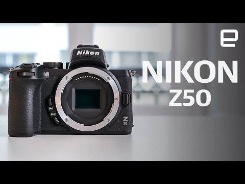 Nikon Z50 review: A great handling camera with a mediocre sensor - UC-6OW5aJYBFM33zXQlBKPNA