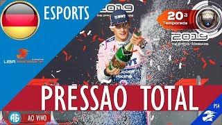 F1 2019 - QUE CORRIDA NO GP DA ALEMANHA (Português-BR) 50% PRORACE ESPORTS