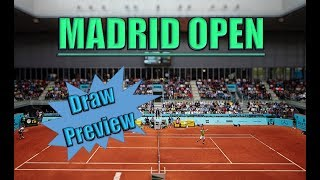 2019 Madrid Open Preview (WTA)