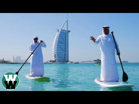 10 Outrageous Things You'll Only See In Dubai - UCVk90Gy_bAnKfyeyEbH3-nw