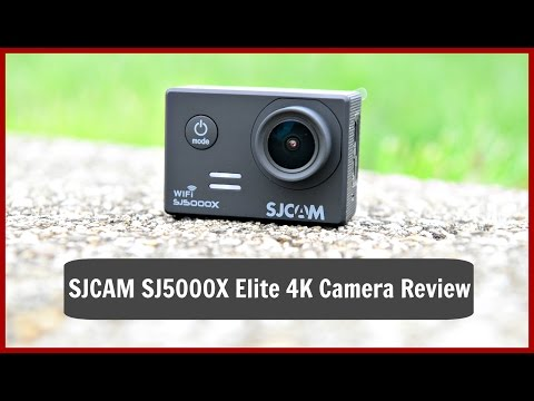 SJCAM SJ5000X Elite 4K Camera Review-The GoPro Killer - default