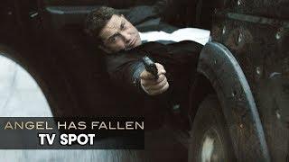 "Angel Has Fallen (2019 Movie) Official TV Spot ""Franchise"" — Gerard Butler, Morgan Freeman"