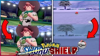 Pokemon Sword and Shield - Comparing Old Trailer Graphics To New Trailer Graphics