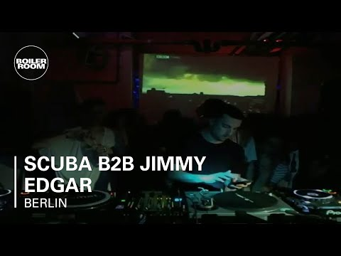 Scuba b2b Jimmy Edgar Boiler Room Berlin DJ Set - UCKy1dAqELo0zrOtPkf0eTMw