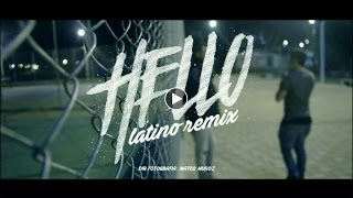 Adele ft Tikeboy [Latino Remix] blejo / prod by Dnova