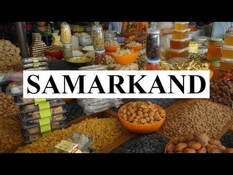 Uzbekistan/Samarkand (Subtlety of the Oriental market Siab-Siyob) Bazaar Part 22 - UCeSjGDDlBovJjo654WYu6hA