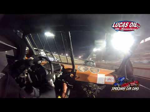 #93 Daniel Barton - USRA Tuner - 10-8-2021 Lucas Oil Speedway - In Car Camera - dirt track racing video image