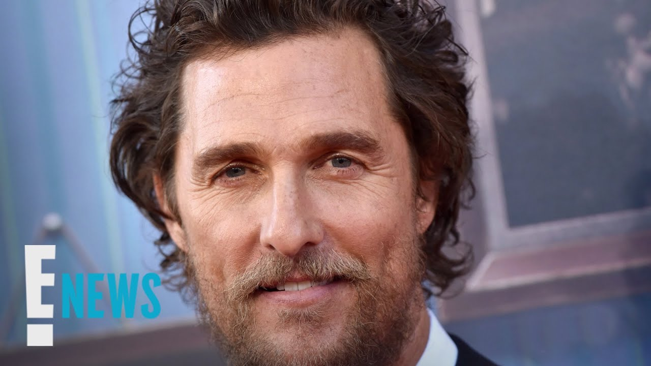 Matthew McConaughey May Be Running as Governor for Texas   E! News