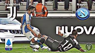 Juventus 🆅🆂 Napoli Serie A