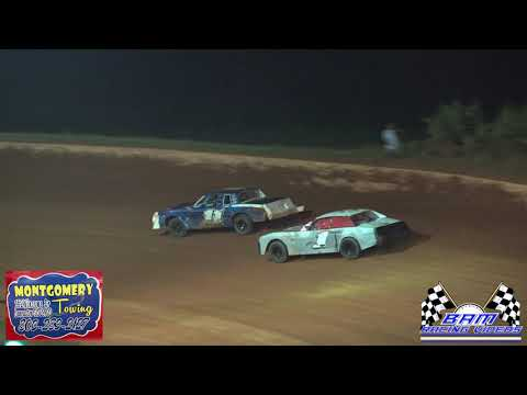 Pure Stock Feature- Lancaster Motor Speedway 7/22/21 - dirt track racing video image