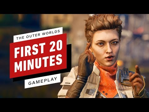 The First 20 Minutes of The Outer Worlds - IGN First - UCKy1dAqELo0zrOtPkf0eTMw