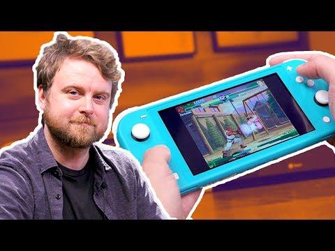 Nintendo Switch Lite Review Discussion - UCbu2SsF-Or3Rsn3NxqODImw