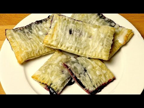 Home Made Poptarts | One Pot Chef