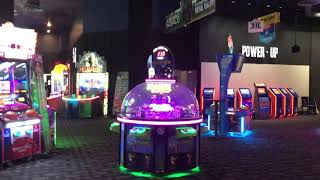 Dave & Busters Arcade Denver - Tailgate Toss, Zombie Snatcher, Contest of Champions