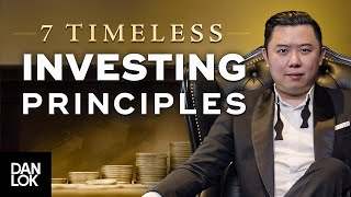 7 Timeless Investing Principles To Grow Your Wealth Compilation