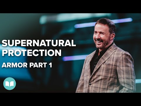 Supernatural Protection #2: Armor, Part 1 - Mac Hammond