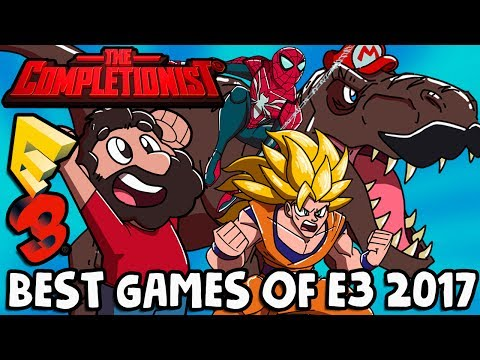 Top 10 Games of E3 2017 | The Completionist - UCPYJR2EIu0_MJaDeSGwkIVw