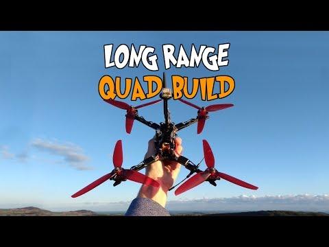 "🛩️ 7"" Long Range Quad - Step By Step Build - UCN1gpm5NrbxMFFglrCnGsjg"