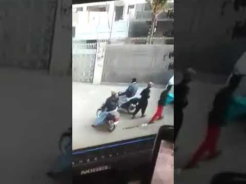 Street Crime In Gulshan Block 4
