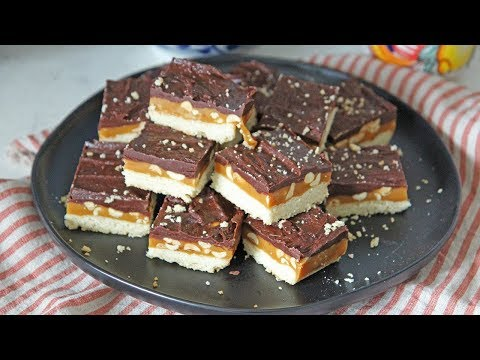 Snickers Cookie Bars   Episode 1382