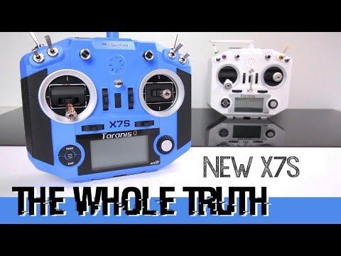 Taranis Q X7S -VS- X7 - HONEST REVIEW & COMPARE - UCwojJxGQ0SNeVV09mKlnonA