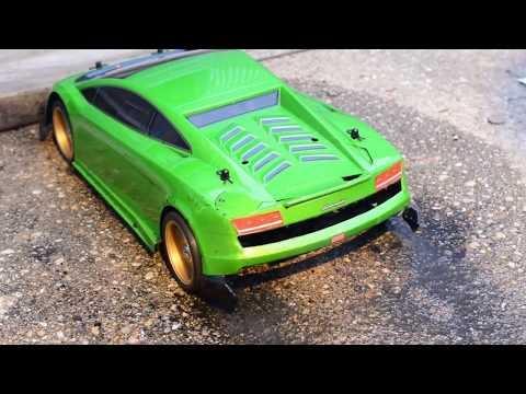 Mad RC Car Burnout Compilation!!
