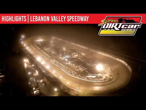 Super DIRTcar Series Big Block Modifieds Lebanon Valley Speedway May 31, 2021 | HIGHLIGHTS - dirt track racing video image